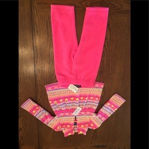 NWT Two Piece Warm Winter Outfit